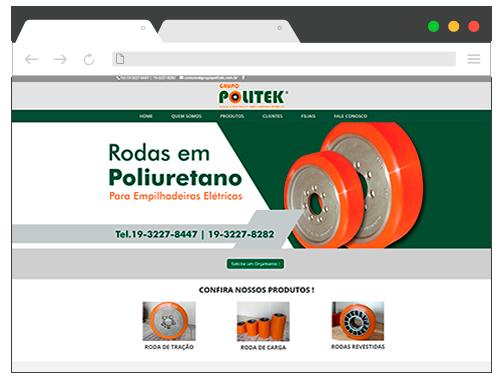 Site Grupo politek