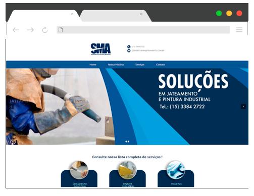 Site SMA